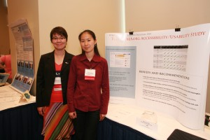 Members of Emerging Leaders Team K at ALA Annual Conference 2010